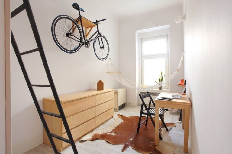 Pre pohodlný život stačí majiteľovi bytu len 13 m²
