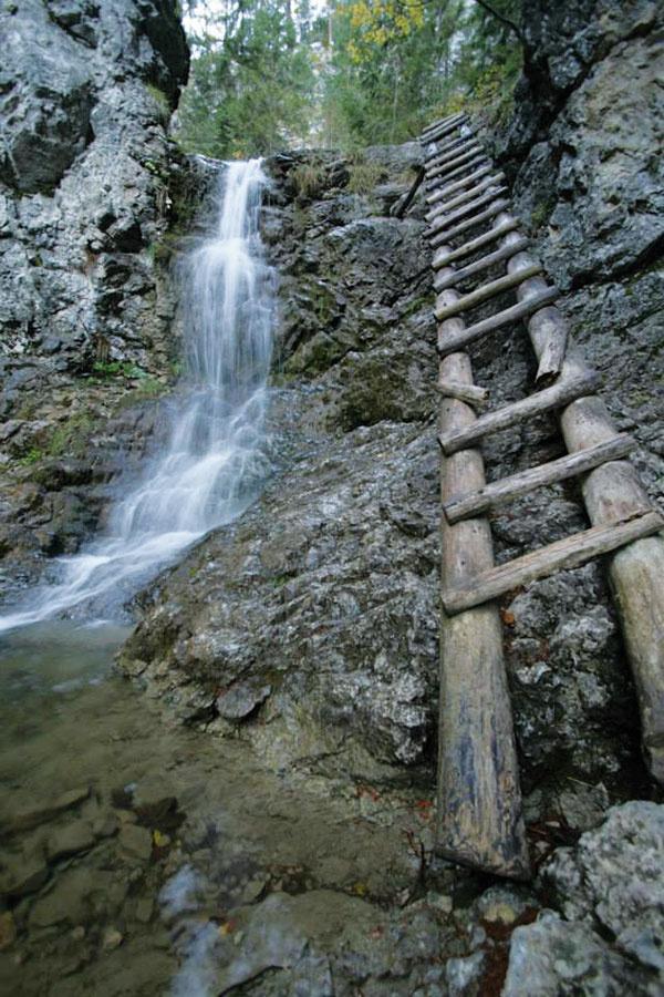 Obdivuhodná premena vodných mlynov v Kvačianskej doline