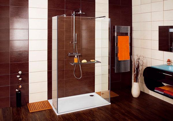 Sprchovanie v priestore