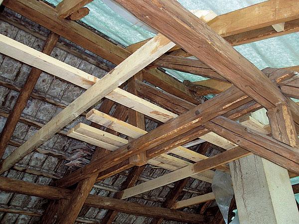 Príčiny porúch drevených stavieb a konštrukcií