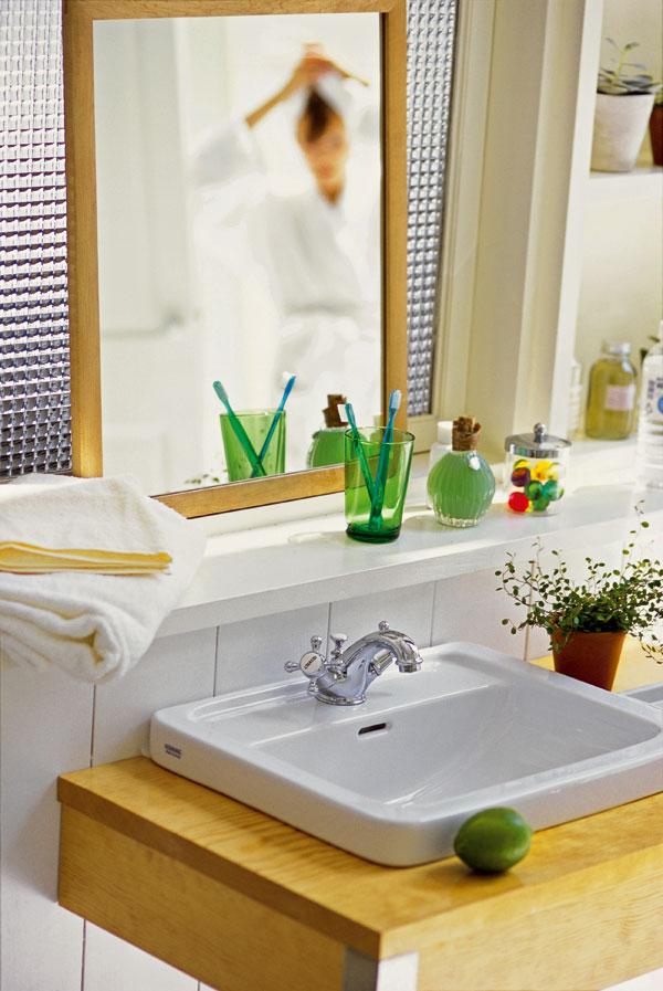 Kúpeľňa - všetko je o centimetroch