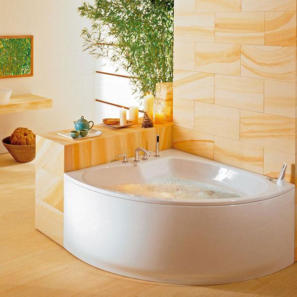 Kúpeľňa – všetko je o centimetroch
