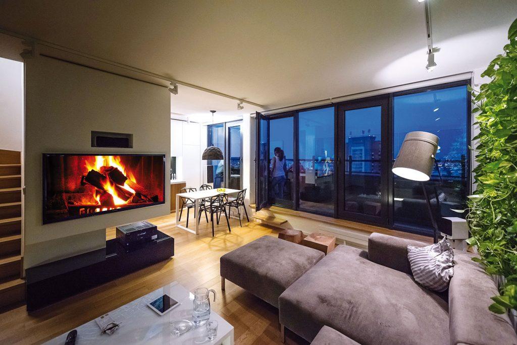Vďaka šikovným zmenám sa 3-izbový byt plný nedostatkov zmenil na nepoznanie
