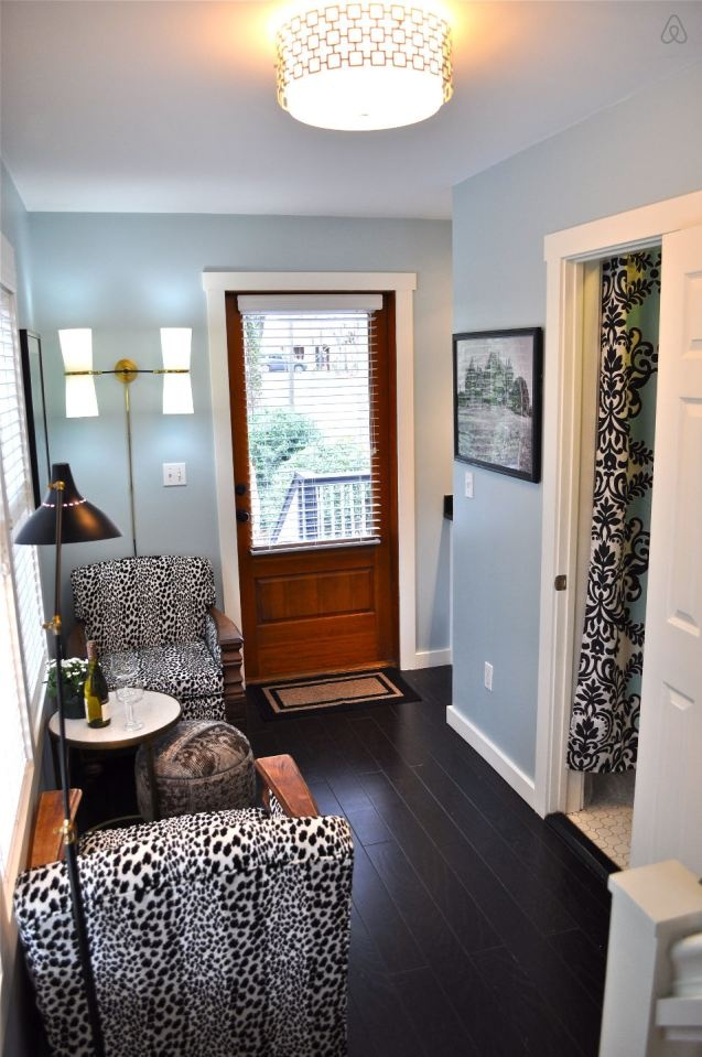 Ako vyriešiť vysoký a úzky dom?