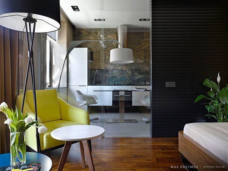 Majstrovská premena útleho priestoru na byt, ktorý spĺňa všetky funkcie