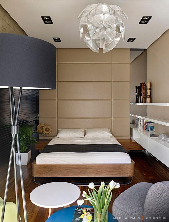 Dizajnér vdýchol dušu do malého moskovského bytu