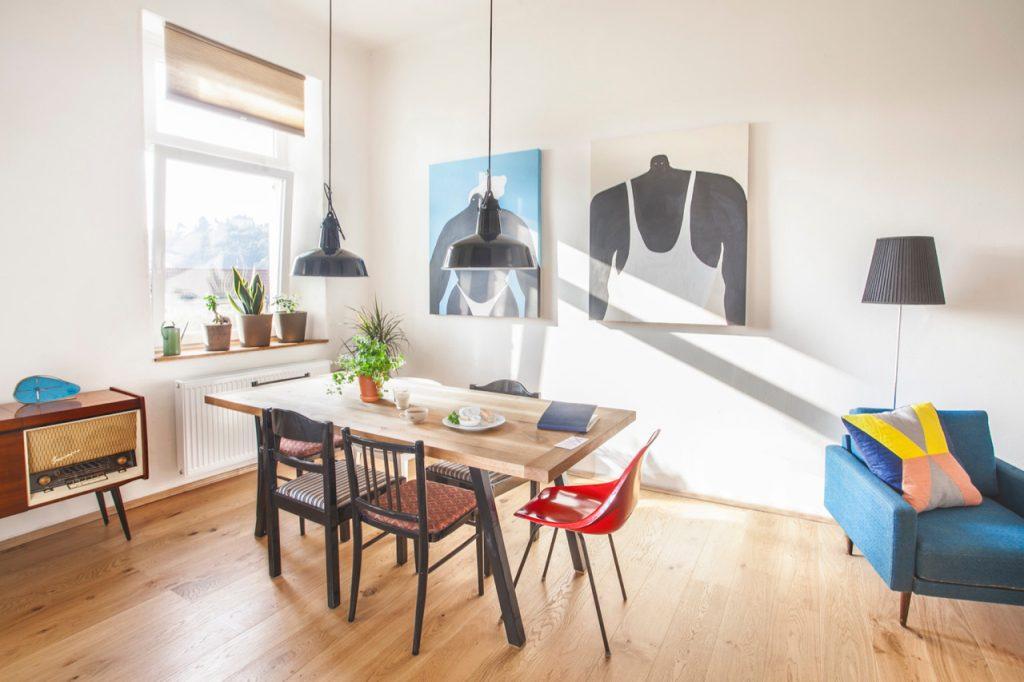 Nešťastne zrekonštruovaný byt po prvých majiteľoch získal po druhej rekonštrukcii úplne novú tvár
