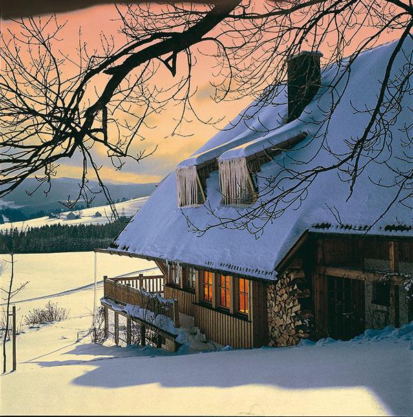 Strechár radí: Akú krytinu vybrať do oblastí bohatých na sneh?