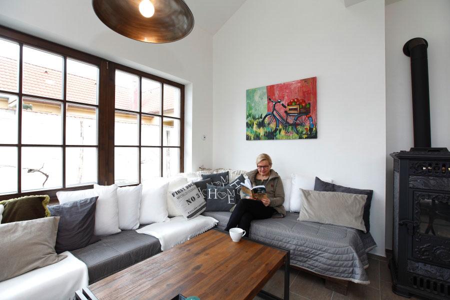 Vinohradnícky dom v Pezinku si usilovná rodina zveľaďovala dve desaťročia