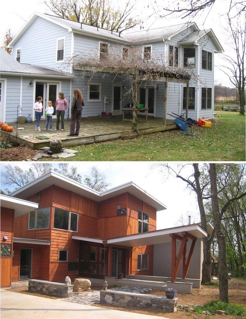 Záchrana starého domu plného plesní sa podarila úspešne zrealizovať
