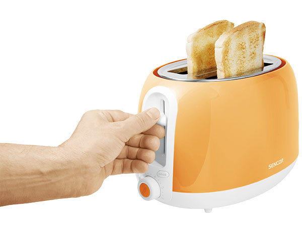 Pri príprave rýchlych a chutných raňajok, olovrantu či večere má svoje nezastupiteľné miesto v kuchyni aj hriankovač SENCOR PASTELS. Hravo si poradí s tenkými i hrubšími plátkami toastov, rovnako ako s rozmrazením pečiva, disponuje totiž celkovo 6 stupňami nastavenia intenzity pečenia. O bezpečnosť sa stará tepelne izolovaný vonkajší plášť zabraňujúci popáleniu, rovnako ako časový spínač, ktorý vždy zabezpečí vypnutie spotrebiča v správnom čase. Odporúčaná maloobchodná cena hriankovača SENCOR PASTELS je 25,90 € (s DPH).