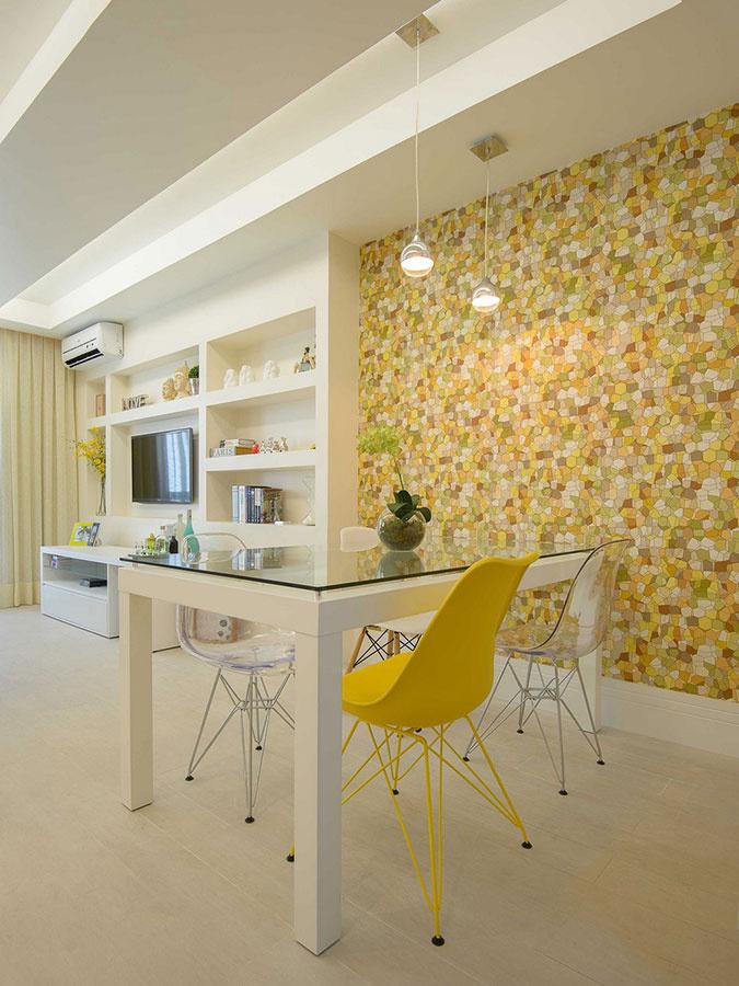 Inšpirujte sa elegantnou rekonštrukciou 45m² bytu mladej právničky