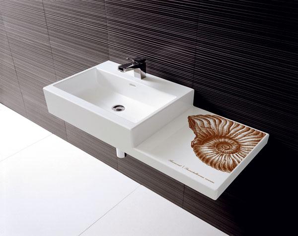 Umývadlá vmestskom štýle