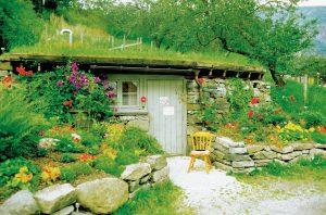 Aby záhradný domček nebol ako päsť na oko