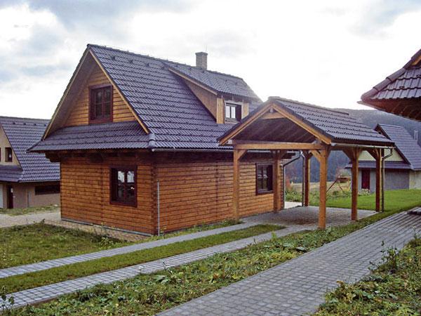 Drobná architektúra z dreva
