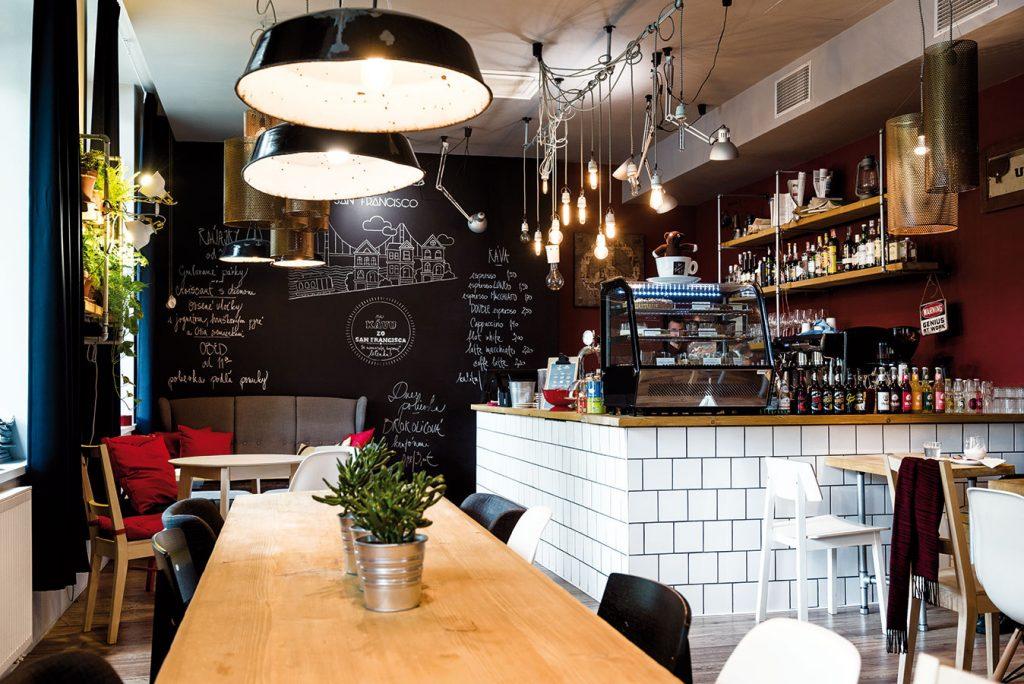 Industriálnu kaviareň v centre Bratislavy zariadili za dva týždne