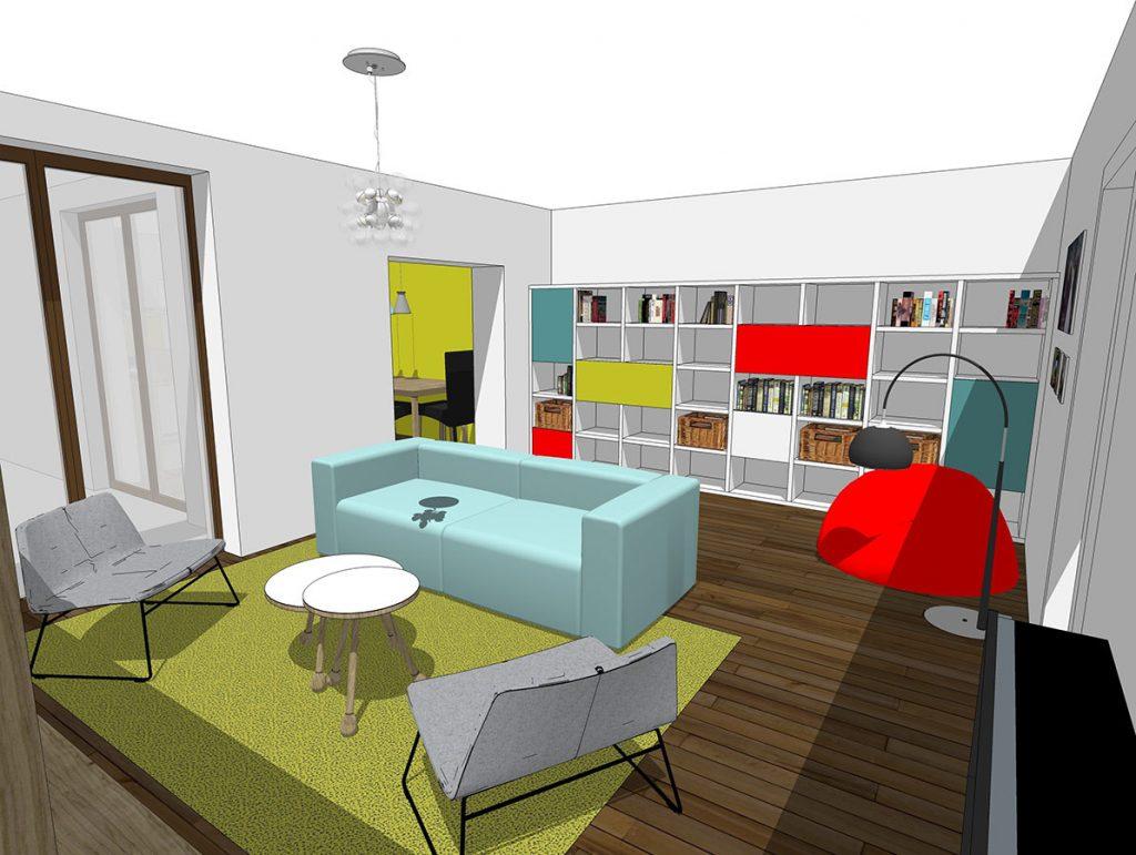 Škola dizajnu 7.časť – Ako pôsobia farby v interiéri na psychiku človeka