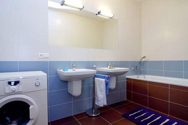 Kúpeľňa do nového bytu