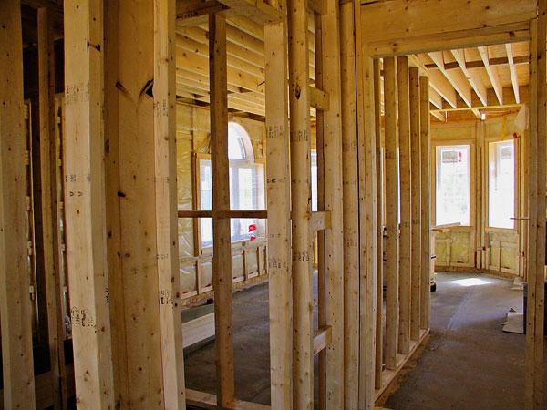 Konštrukčné systémy drevodomov