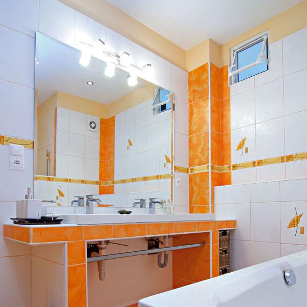 Rekonštrukcia panelákovej kúpeľňe