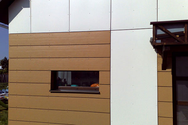 Fasády pre energeticky úsporné domy (pokračovanie)