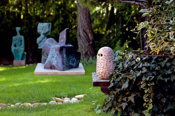 Záhrada umenia