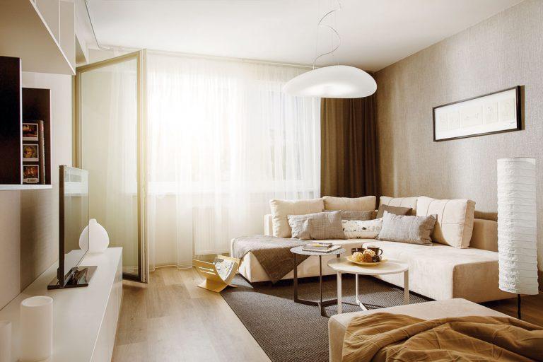 2 vzorové byty z petržalského projektu Byty Fuxova. Čo vám môžu ponúknuť?
