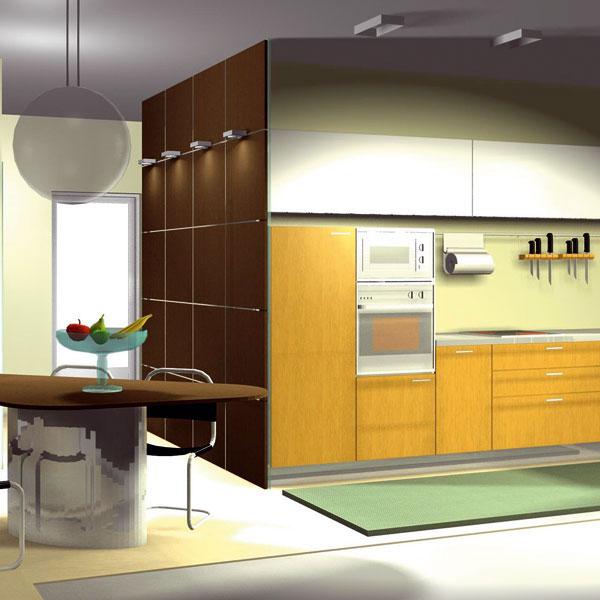 Očista priestoru v 3-izbovom byte