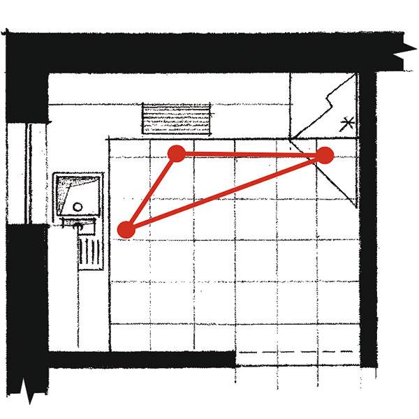 Rohová vtvare písmena L Takto koncipovanú kuchyňu oceníte najmä vstredne veľkých domácnostiach. Máte tak dosah na obe strany. Veľmi dobre funguje votvorených denných častiach, kde je spojená do jednej miestnosti sobývacou izbou. Jednotlivé pracovné zóny by mali byť oddelené pracovnou plochou, ktorá potom poskytne primeraný priestor na prípravu jedla aďalšie činnosti.