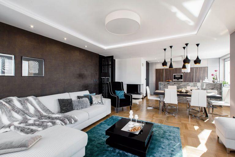 Interiérová premena 4-izbového bratislavského bytu za rozumné peniaze