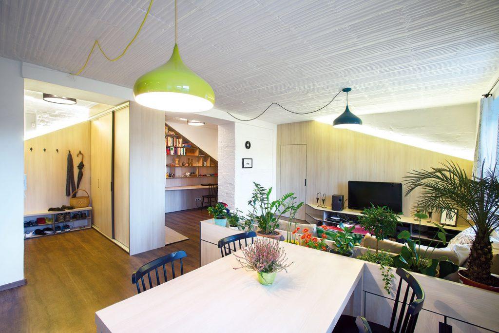 Záchrana bytu z povojnového obdobia v centre Bratislavy dopadla na výbornú