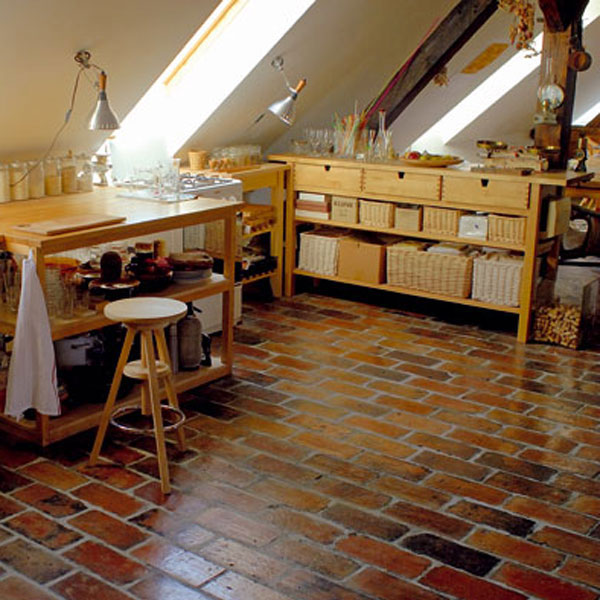 Kuchyňa contemporary natural