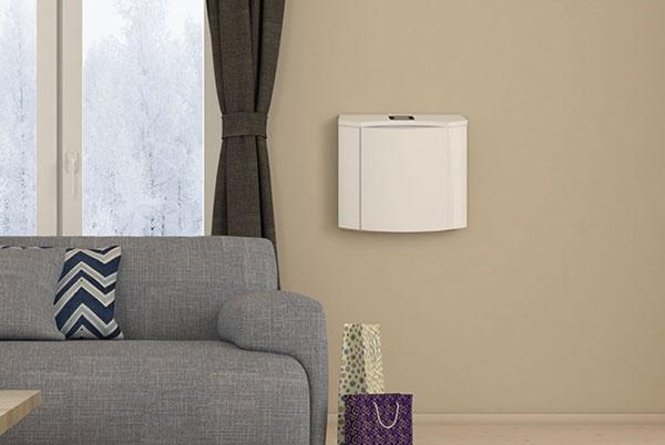 Vykurujte, ochladzujte a vetrajte nízkoenergeticky so systémom S-CONTROL
