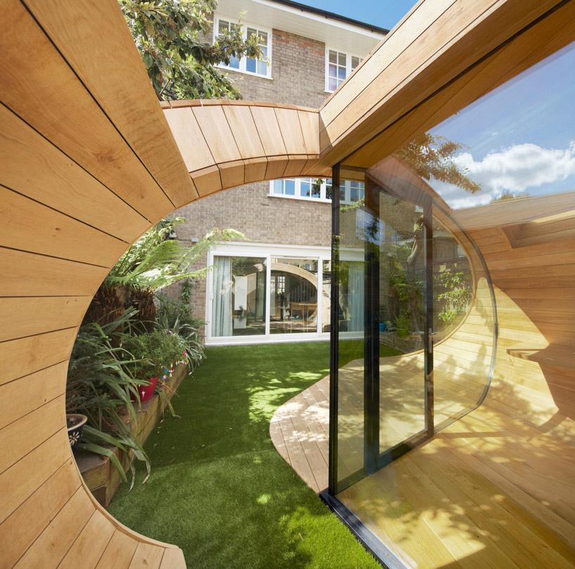 Záhradný domček, aký ste ešte nevideli!