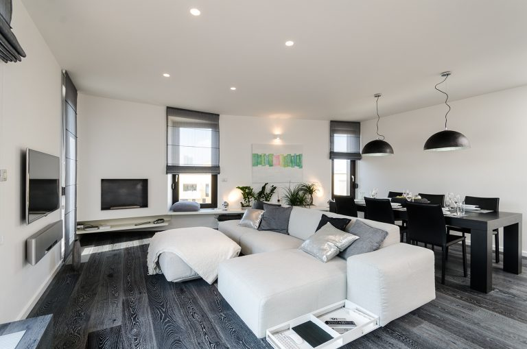 Elegantný byt v pánskom štýle, ktorému neodolajú ani ženy