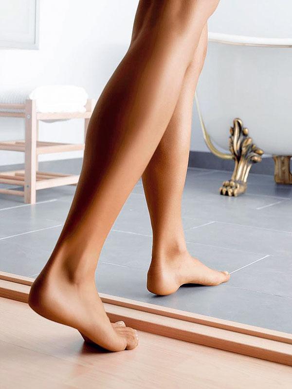 Elektrické teplo pod nohami