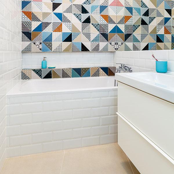 Premena panelákového bytu krok za krokom – 3. časť – Kúpeľňa a kuchyňa