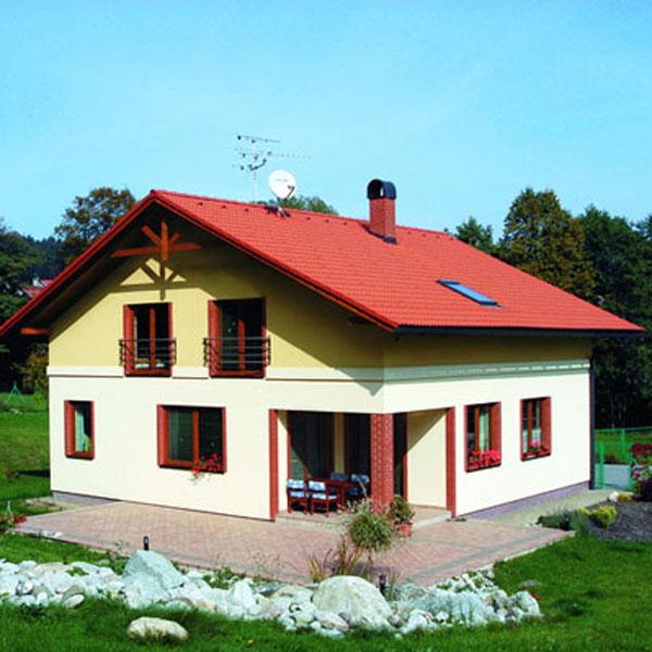 Dom, ktorý nepotrebuje zateplenie