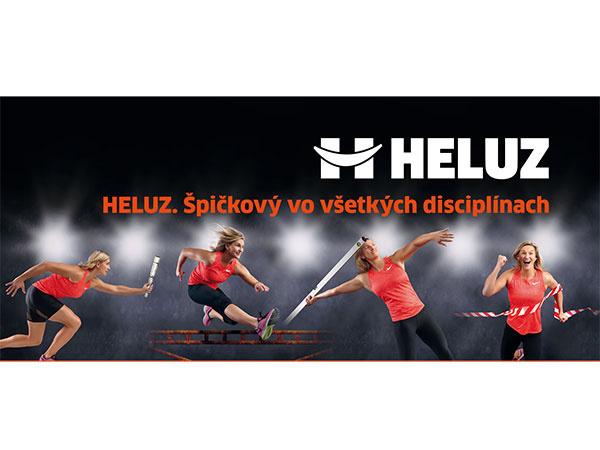 Štartuje nová kampaň HELUZ: So športovým duchom víťazne až do cieľa
