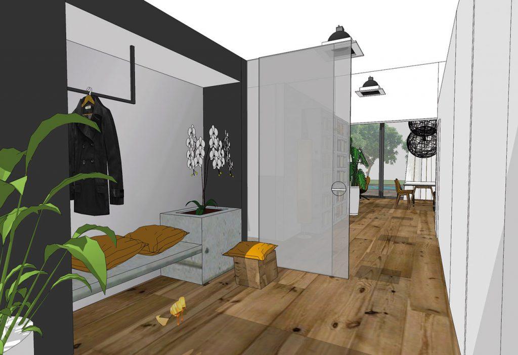 Škola dizajnu 10. časť – Vstupné priestory