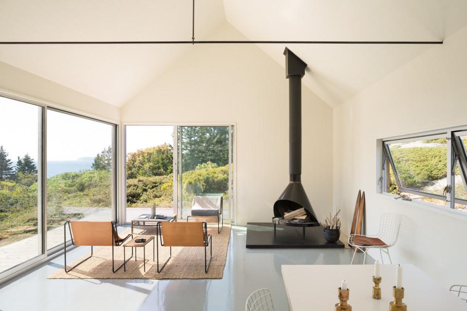 Tri krásne drevené chatky pre dokonalý relax