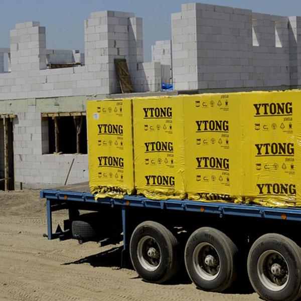 Stavebný materiál, ktorý šetrí energiu a životné prostredie