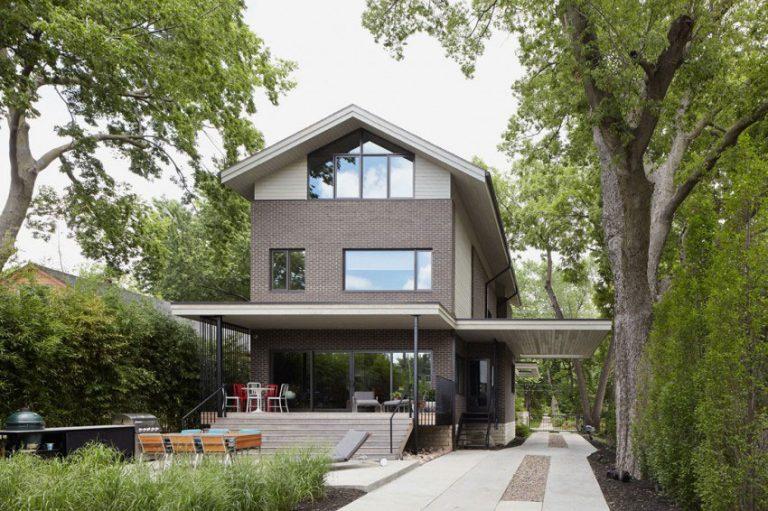 Originálne bývanie: Domov aj výkladná skriňa v jednom