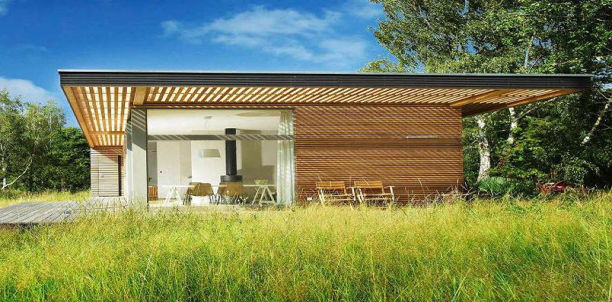 Aj prefabrikovaný dom môže byť estetický, funkčný a praktický zároveň