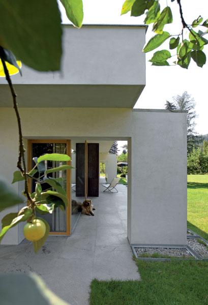 Bez hraníc medzi domom a záhradou