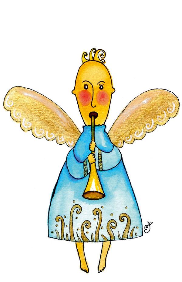 Čas anjelov