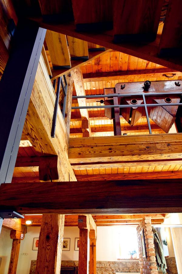 Rekonštrukcia Starého mlyna
