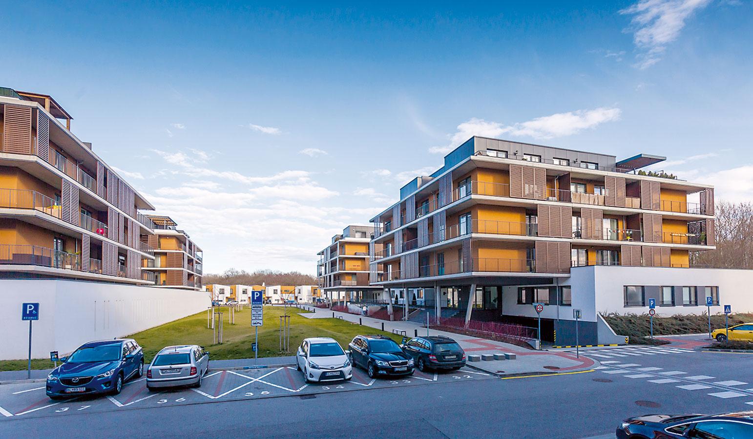 Nová zelená štvrť Petržalky, ktorá susedí smestskou časťou Jarovce, je ambicióznym developerským projektom spoločnosti Cresco Group. Pomerne rozsiahly areál zahŕňa dve zóny – Viladomy aMesto.