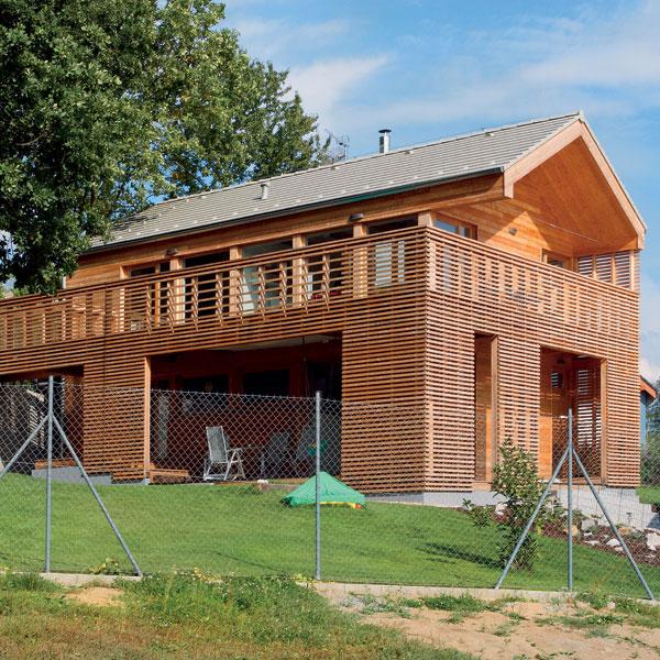 Bývanie nazeleno – ekologická výstavba