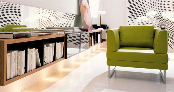 Obývačka – prvá dáma vášho domu 1.